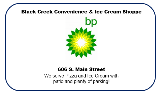 Black Creek Convenience & Ice Cream Shoppe